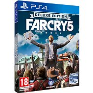 Far Cry 5 Deluxe Edition - PS4 - Console Game