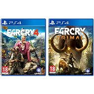 Far Cry Primal CZ + Far Cry 4 - PS4