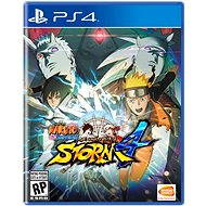 PS4 - Naruto Shippuden: Ultimate Ninja Storm 4