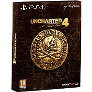 PS4 - Uncharted 4: A Thief's End - Special Edition