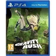PS4 - Gravity Rush Remastered