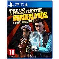 PS4 - Geschichten aus dem Borderlands: Ein Telltale Games Series