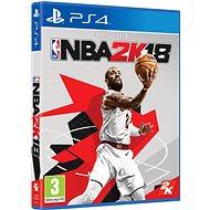 NBA 2K18 - PS4 - Hra pro konzoli