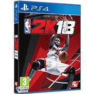 NBA 2K18 Legend Edition- PS4 - Hra pro konzoli