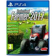 PS4 - Professional Farmer 2017