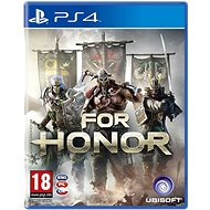 For Honor - PS4 - Console Game