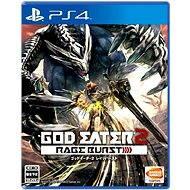 God Eater 2: Rage Burst - PS4 - Hra pro konzoli