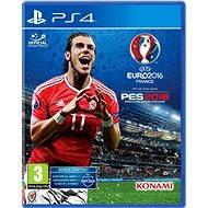 UEFA EUR0 2016 PES - PS4