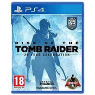 Rise of The Tomb Raider 20th Celebration Edition - PS4 - Spiel für die Konsole
