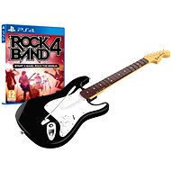 Rock Band Fender Stratocaster + 4 - PS4 - Controller