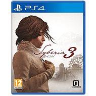 Syberia 3 - PS4 - Hra pro konzoli