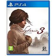 Syberia 3 Collector's Edition - PS4 - Hra pro konzoli