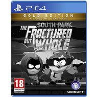 South Park: The Fractured But Whole Gold Edition-PS4 - Console Game