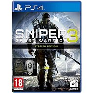 Sniper: Ghost Warrior 3 Stealth Edition - PS4