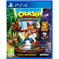 Crash Bandicoot N Sane Trilogy - PS4 - Konsolen-Spiel