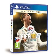 FIFA 18 Ronaldo Edition - PS4 - Console Game