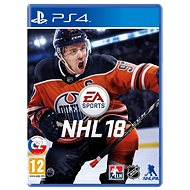 NHL 18 - PS4 - Console Game