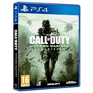 Call of Duty: Modern Warfare Remaster - PS4 - Hra pro konzoli