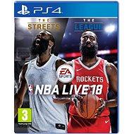 NBA Live 18 - PS4 - Hra pro konzoli