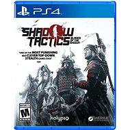 Shadow Tactics: Blades of the Shogun - PS4 - Hra pro konzoli