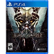 Blackguards 2 - PS4 - Hra pro konzoli