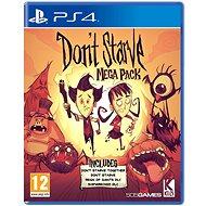 Don't Starve Mega Pack - PS4 - Hra pro konzoli