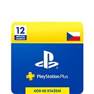 PlayStation Plus 12 měsíční členství - CZ Digital - Dobíjecí karta