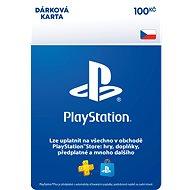 PlayStation Store - Kredit 100 Kč - CZ ESD