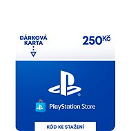 PlayStation Store - Kredit 250 Kč - CZ ESD