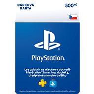 PlayStation Store - Kredit 500 Kč - CZ Digital