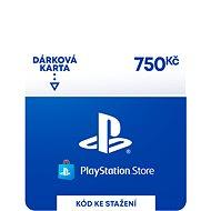 PlayStation Store - Kredit 750 Kč - CZ ESD