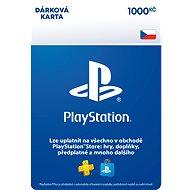 PlayStation Store - Kredit 1000 Kč - CZ ESD