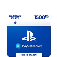 PlayStation Store - Kredit 1500 Kč - CZ ESD