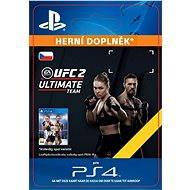 EA SPORTS UFC 2 - 4600 UFC POINTS - PS4 CZ Digital - Herní doplněk