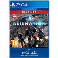 ALIENATION - PS4