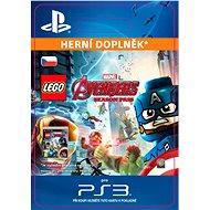 LEGO Marvel's Avengers Season Pass - PS3 CZ Digital - Herní doplněk