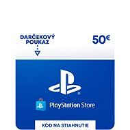 PlayStation Store - Kredit 50 EUR - SK Digital