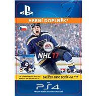 8900 NHL Points Pack - PS4 CZ Digital - Herní doplněk