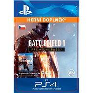 Battlefield 1 Premium Pass - PS4 CZ Digital - Herní doplněk