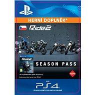 Ride 2 Season Pass - PS4 CZ Digital - Herní doplněk