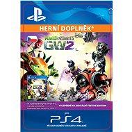 Plants vs. Zombies GW2 - Festive Edition Upgrade - PS4 CZ Digital - Herní doplněk