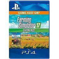 Farming Simulator 17 - Season Pass - PS4 CZ Digital - Herní doplněk