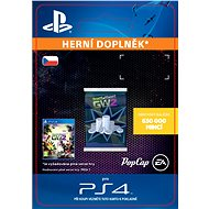 Plants vs. Zombies Garden Warfare 2: 630,000 Epic Coins Pack- SK PS4 Digital - Herní doplněk