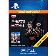 EA SPORTS UFC 2 - 1050 UFC POINTS- SK PS4 Digital - Herní doplněk