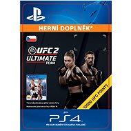 EA SPORTS UFC 2 - 1600 UFC POINTS- SK PS4 Digital - Herní doplněk