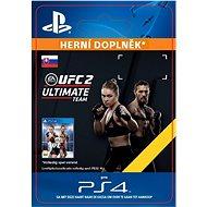 EA SPORTS UFC 2 - 4600 UFC POINTS- SK PS4 Digital - Herní doplněk