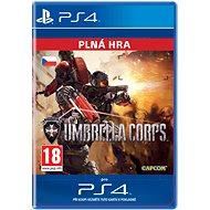 Umbrella Corps- SK PS4 ESD
