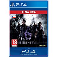 Resident Evil 6- SK PS4 Digital