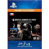 Mortal Kombat X - XL Pack- SK PS4 Digital