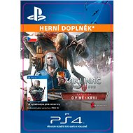 The Witcher 3: Wild Hunt Blood and Wine- SK PS4 Digital